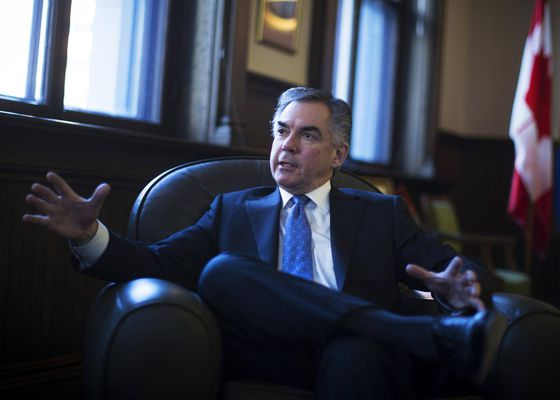Jim Prentice's Triple Crown, reviewed: A vision for Canada's energy sector - The Globe and Mail