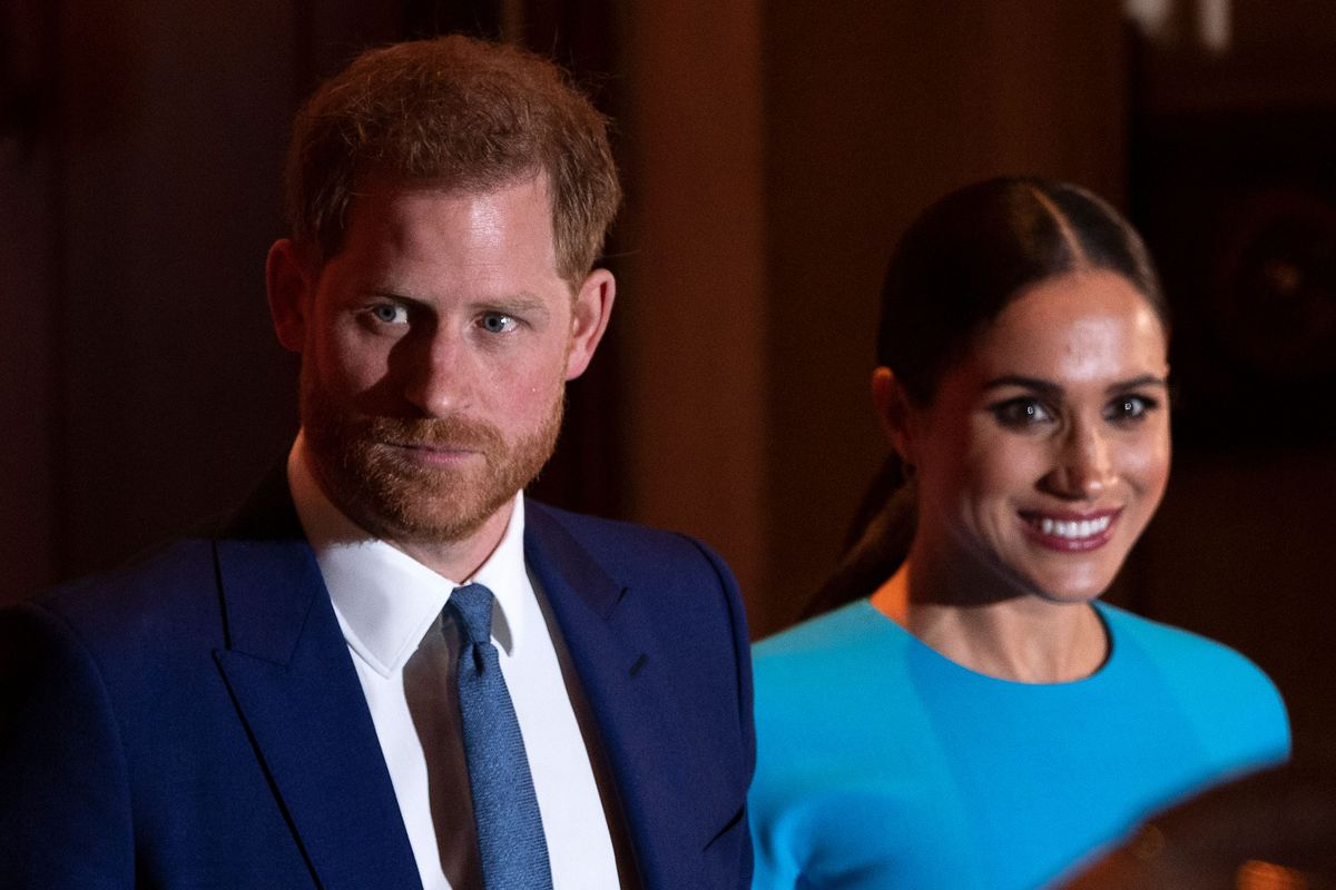 Prince Harry, Meghan post final message as working...