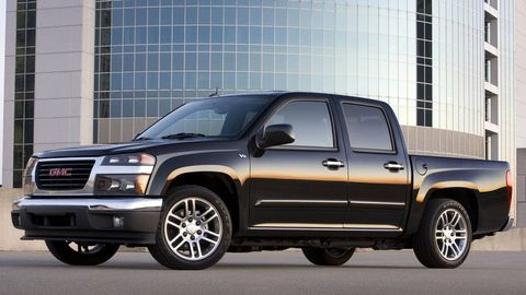 GM Recalls Pickups For Child Seat Problem