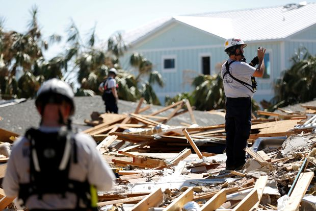 Hurricane Michael: Claims 18 lives so far, search continues in affected areas