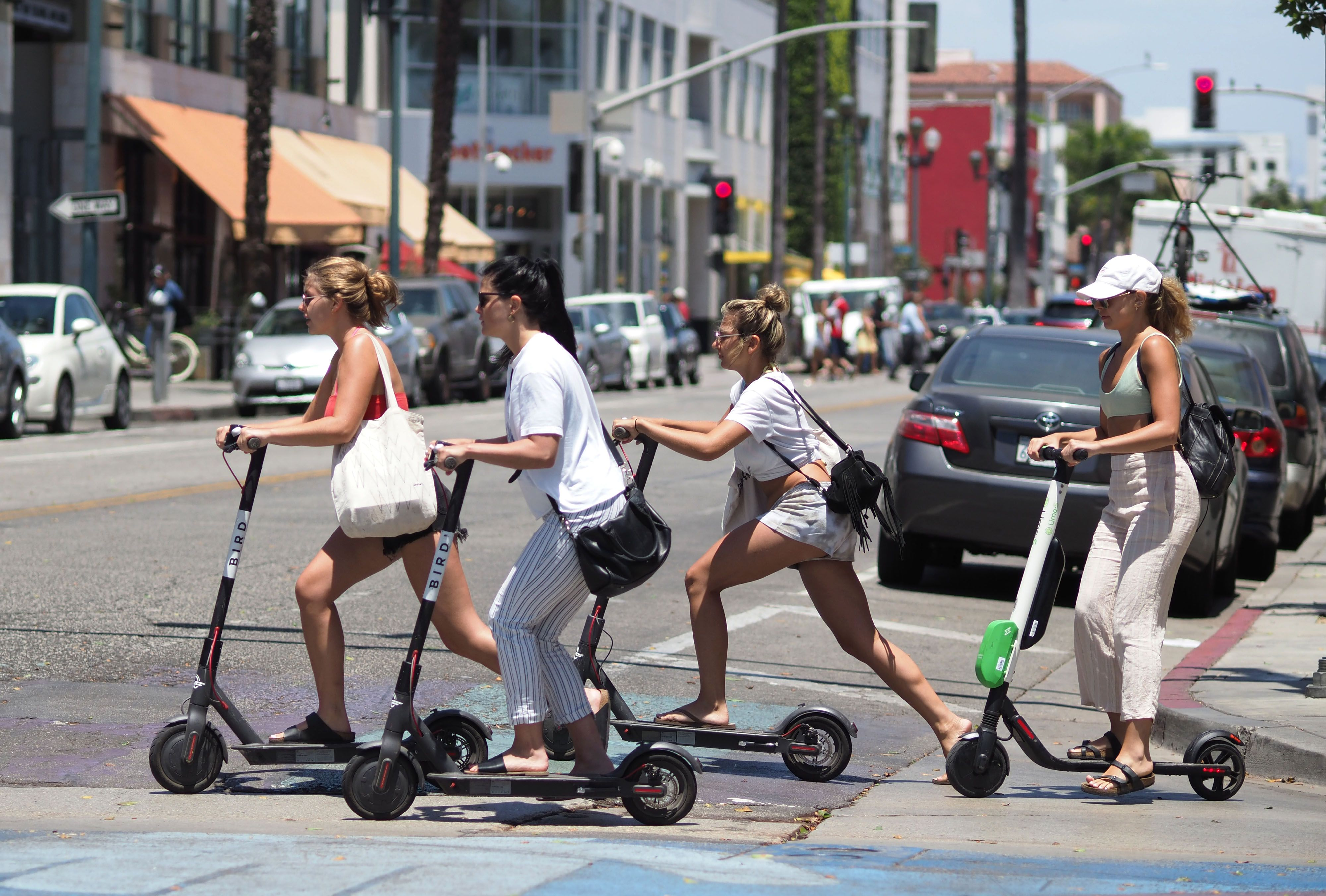 Controversial Rental Electric Scooters May Soon Come To