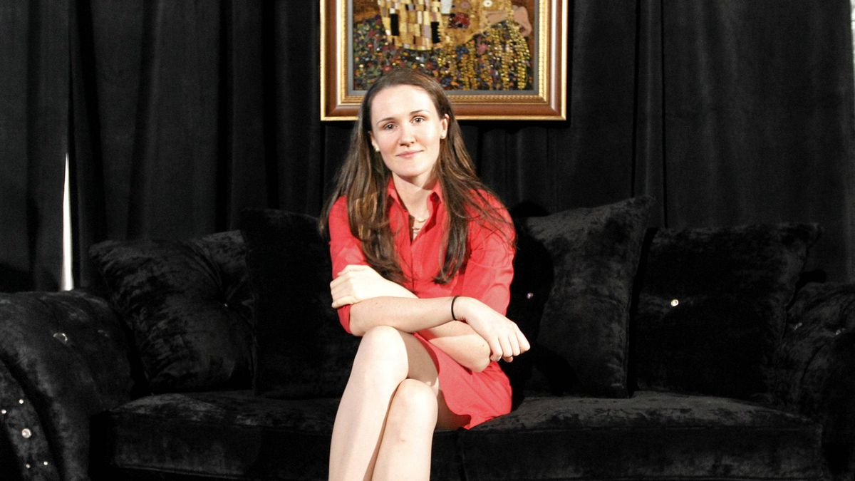 "Liz Murray is the ""homeless to Harvard"" author/motivational speaker/Oprah guest woman. She is speaking at the Vancouver Club as part of the Bon Mot book club on Monday night."