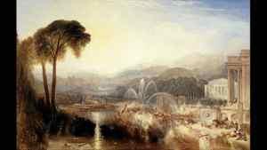 Joseph Mallord William Turner's 'The Fountain of Indolence'.