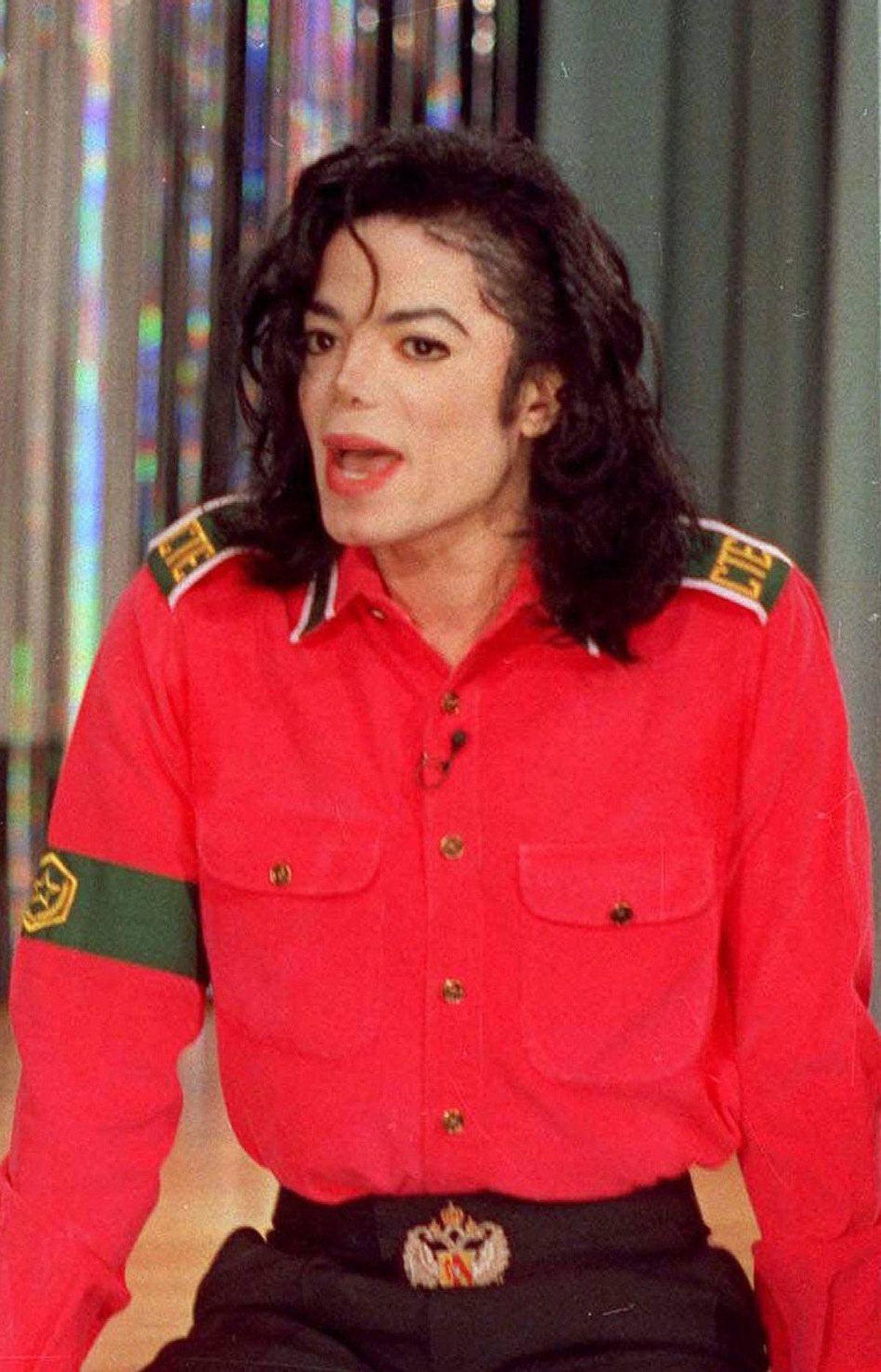 Michael Jackson's third child is named Prince Michael Jackson II. His nickname is Blanket.