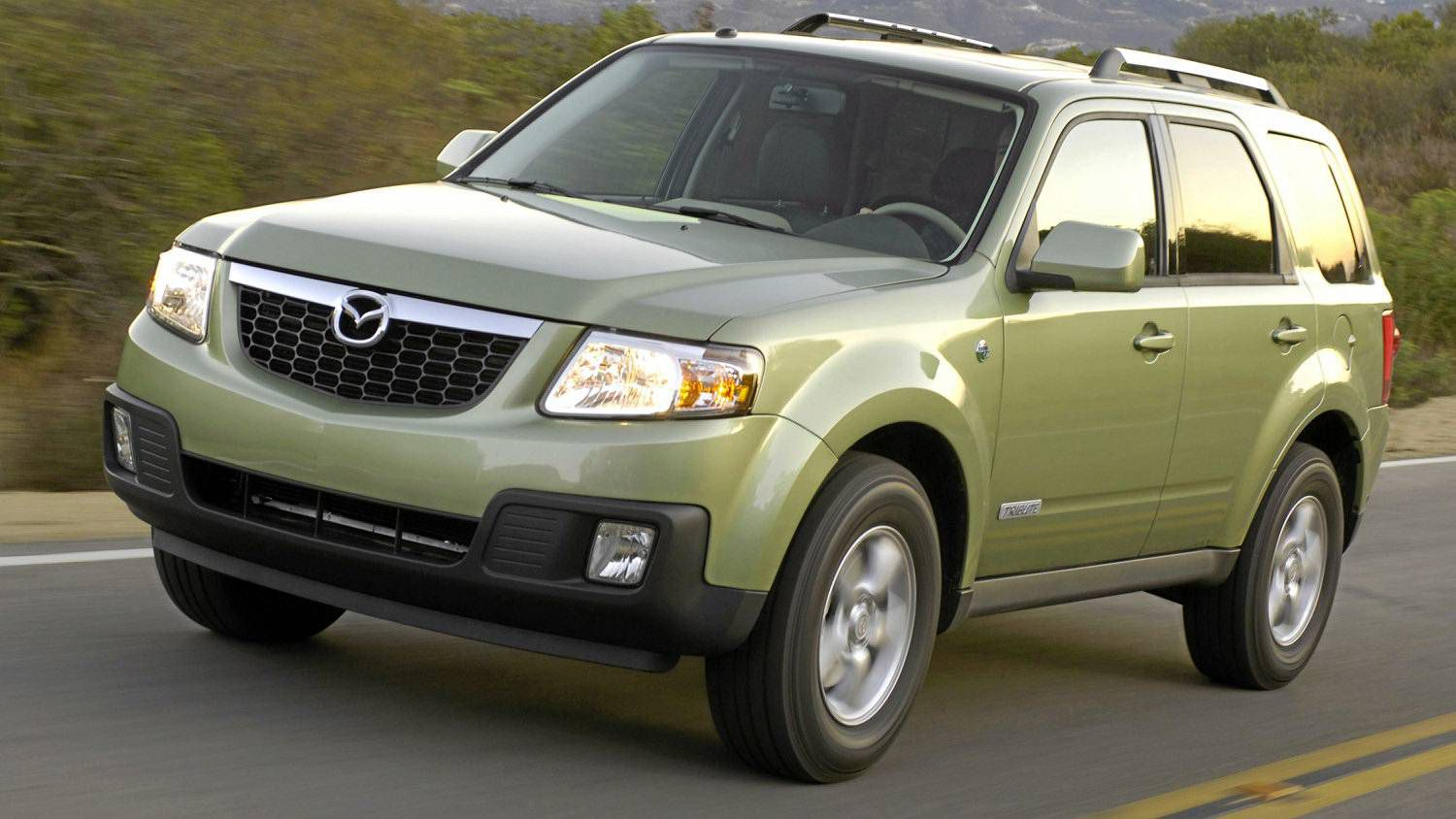 2009 Mazda Tribute Is Less Than Flattering The Globe And Mail 6 Fuel Filter