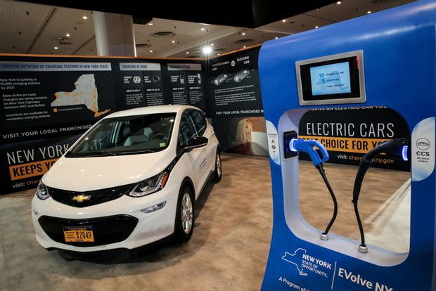 Automakers Invest Heavily In Electric Vehicles Despite Still Low Demand