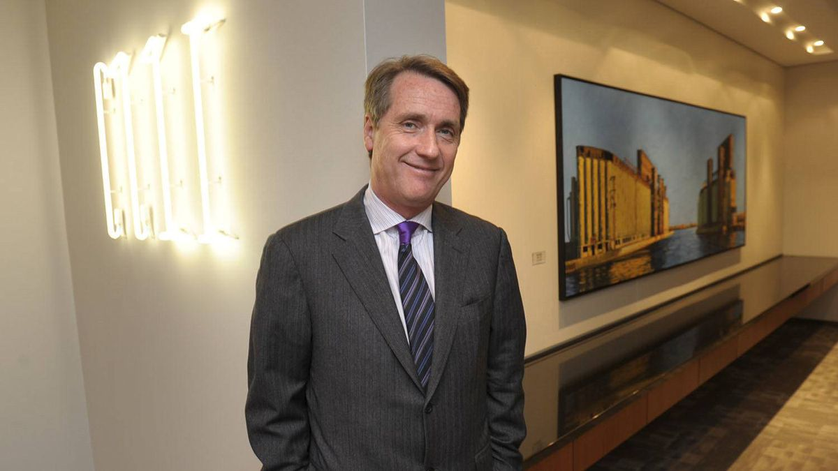 John Coleman,managing partner at law firm Ogilvy Renault is photographed at the firm's Toronto offices on Nov 22 2010.