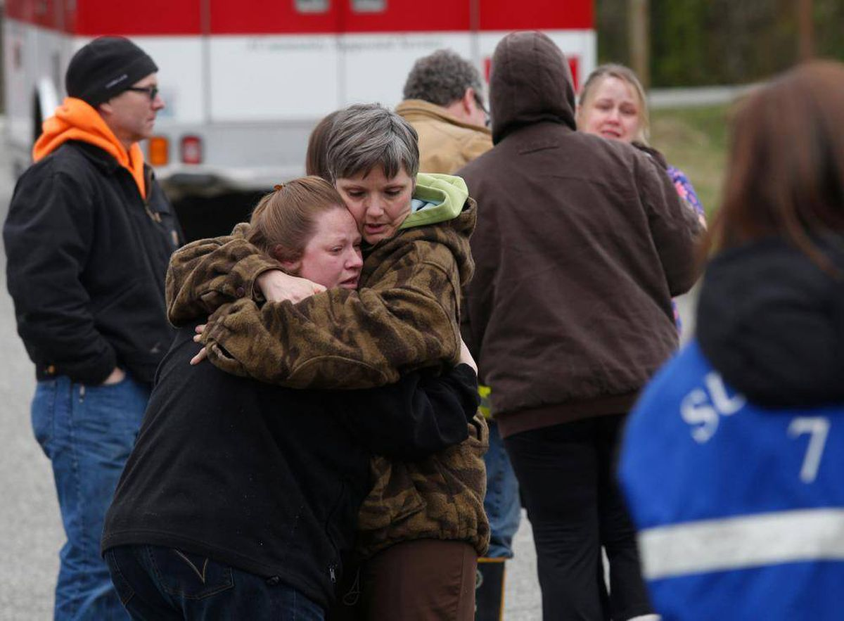 ASSOCIATED PRESS/THE DAILY HERALD