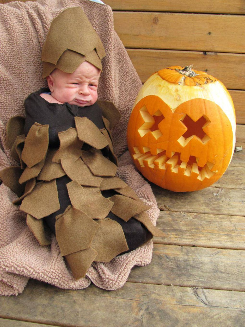aw, she's a sushi! plus 11 other homemade halloween costumes - the
