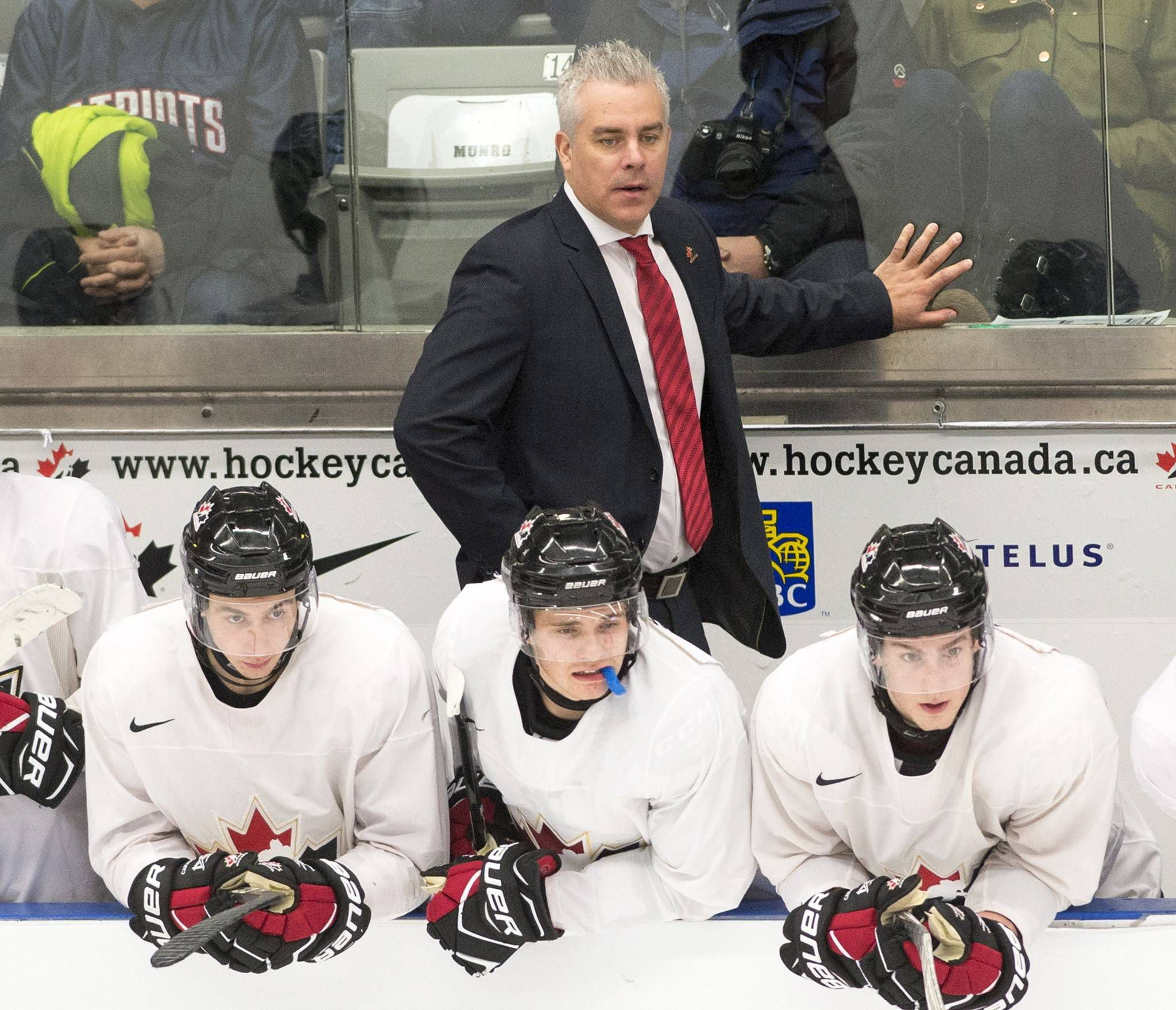 Even Without Big Names Hopes Are High For Team Canada In World