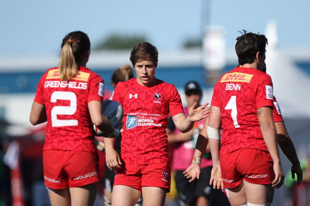 Canada's women's rugby sevens squad could hit some milestones Down Under