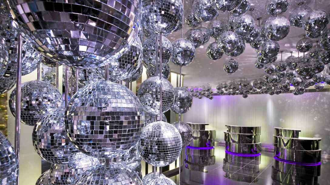 Since opening in February, the W London has set out to transform touristy Leicester Square into the city's coolest address. The jet-black reception area festooned with sparkling disco balls helps to give it a club-like look and feel.
