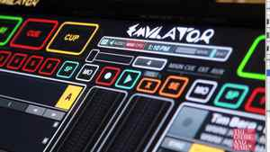 The Emulator, SmithsonMartin's multi-touch software for DJ professionals