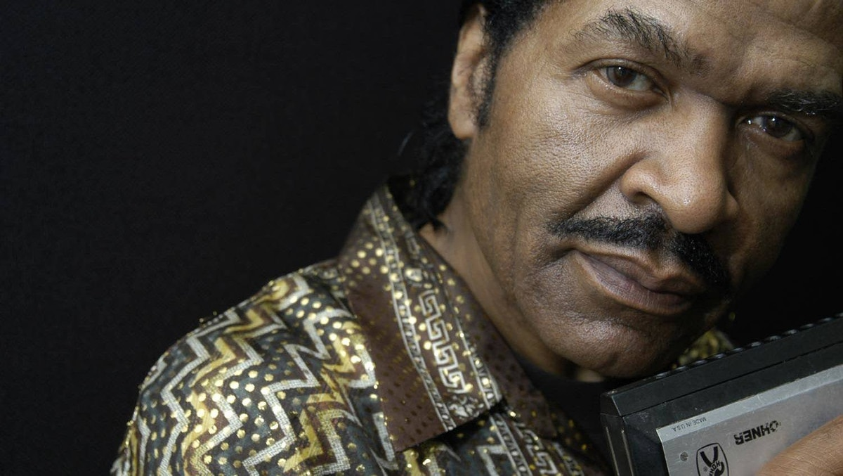 Bobby Rush in a handout image.