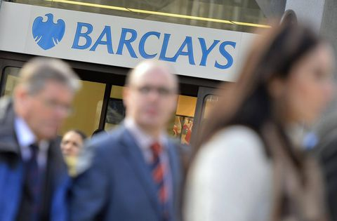 Barclays forex trader charged in 'front-running' scheme