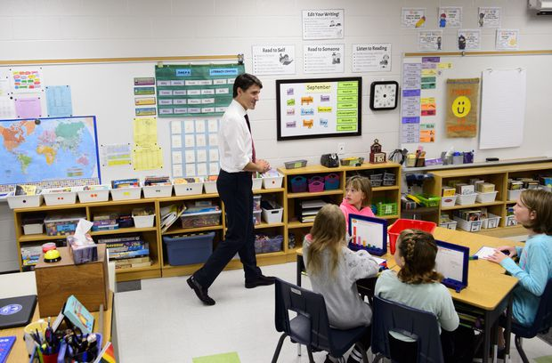 Liberals, Conservatives appeal to parents with tax credits, funding promises for child care, extracurriculars