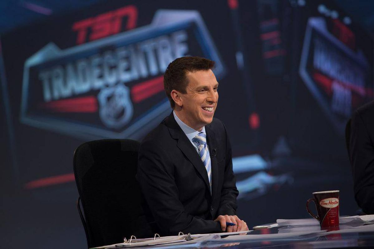 James Duthie Spurns Overtures From Rogers To Stay With Tsn The Globe And Mail