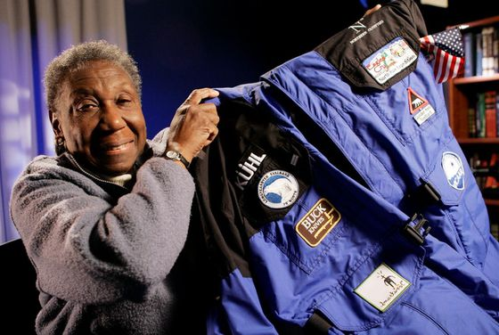 Barbara Hillary, 88, was the first black woman to reach both North Pole and South Pole