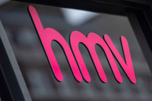 HMV receives last-minute offer from Canada's Sunrise Records
