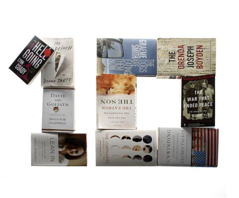 The Globe's top 10 books of 2013