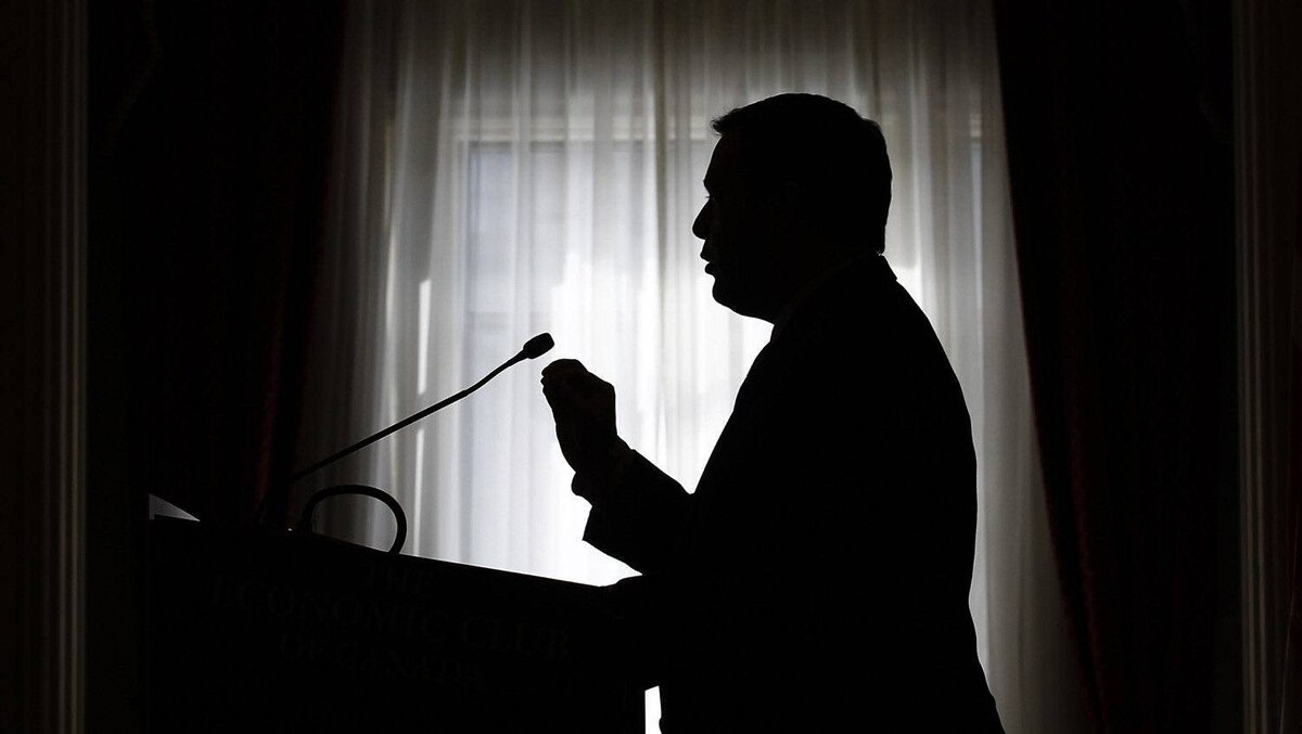 Canada's Immigration Minister Jason Kenney delivers a speech to the Economic Club of Canada in Ottawa March 7, 2012.