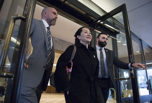B.C. judge hearing Meng Wanzhou's extradition case struggles to understand aspects of defence's argument