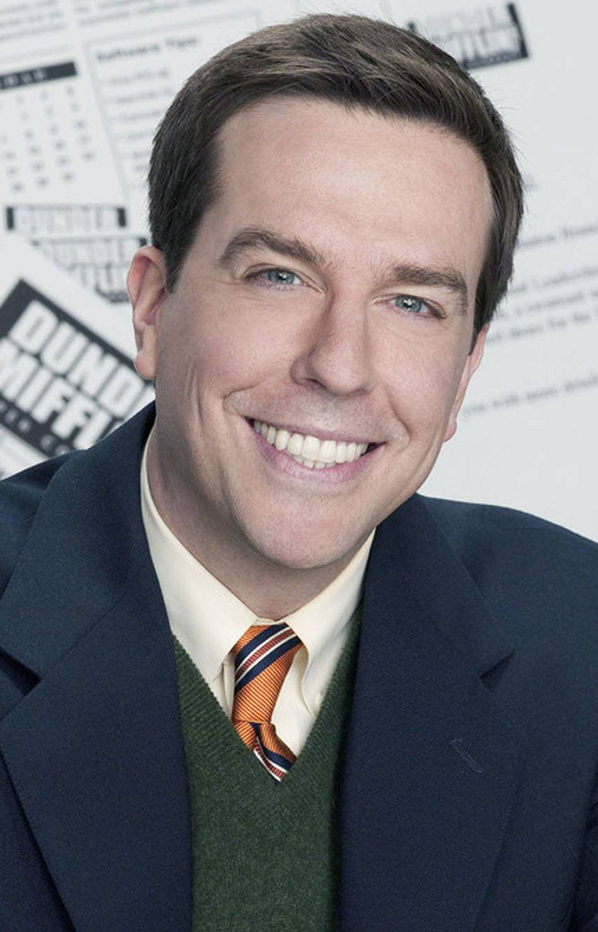 """COMEDY The Office Global, 8:30 p.m.; NBC, 9 p.m. ET/PT Still holding a faithful viewer following each Thursday night, this workplace comedy shifts the spotlight tonight to the character of Andy, played by Ed Helms. Boldly announcing a """"life-altering decision,"""" Andy abruptly abandons his post and drives across the country to finally declare his romantic intentions toward Erin (Ellie Kemper). In his absence, the scheming Nellie (Catherine Tate) shows up at Dunder-Mifflin in pursuit of his coveted manager position. Big mistake, lady."""