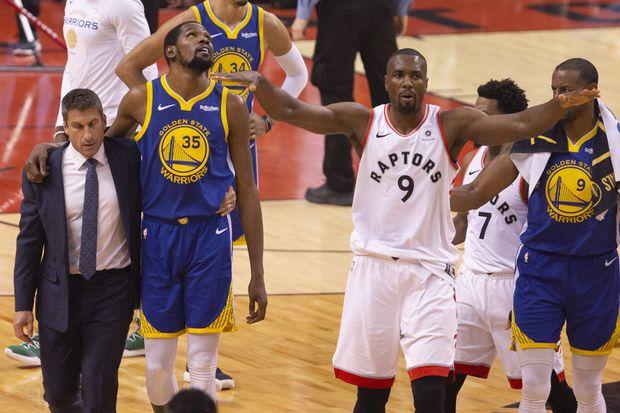 Ibaka:杜蘭特就像是我的兄弟,不希望這種事情發生在任何一名球員身上!-Haters-黑特籃球NBA新聞影音圖片分享社區