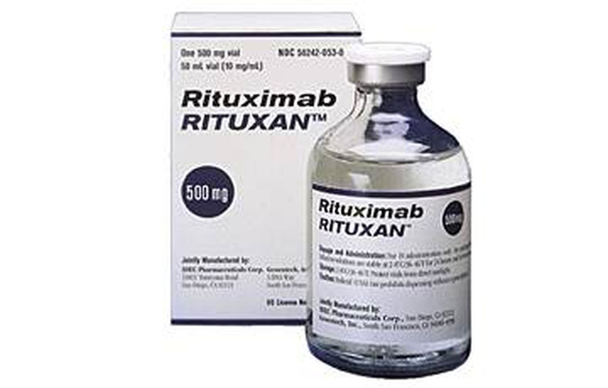A study found 57 patients who took Rituxan became ill with PML, a fatal brain disease, and 93 per cent of them died within two months.
