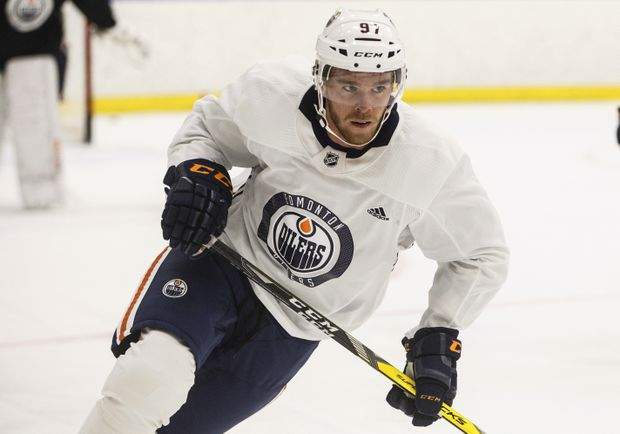 Connor Mcdavid Credits Roller Blading For Improving His Skating