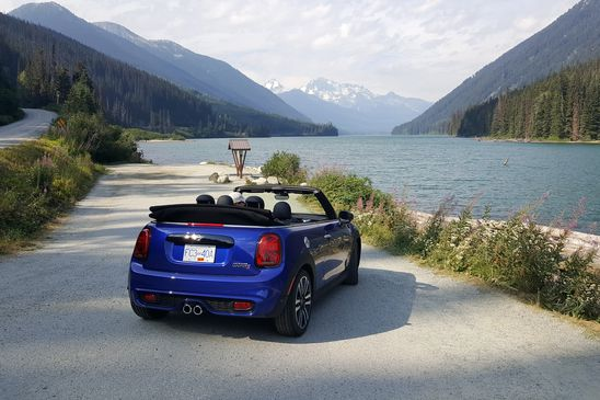 A week in British Columbia with a Mini Cooper S