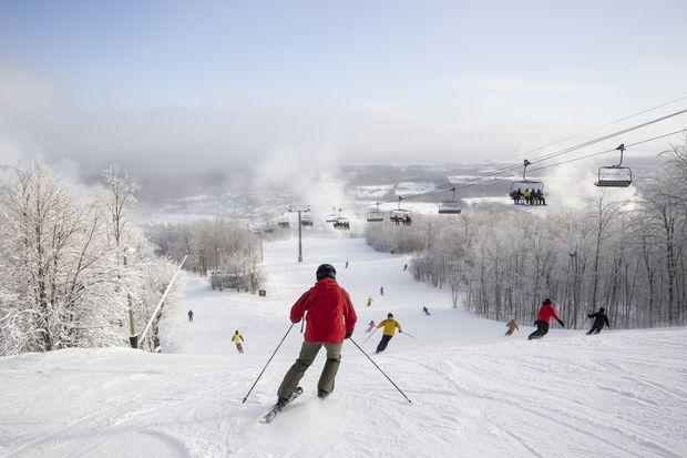 Rain, volatile weather pose problems for ski resorts