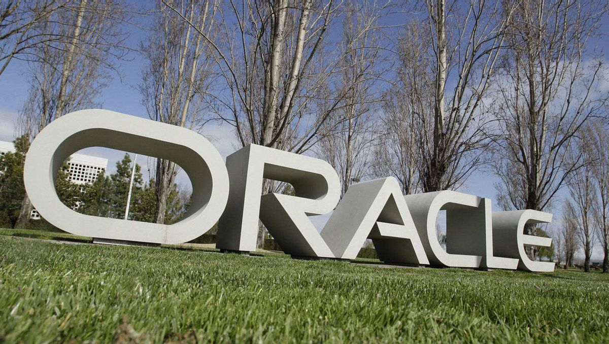 Oracle Corp. headquarters.