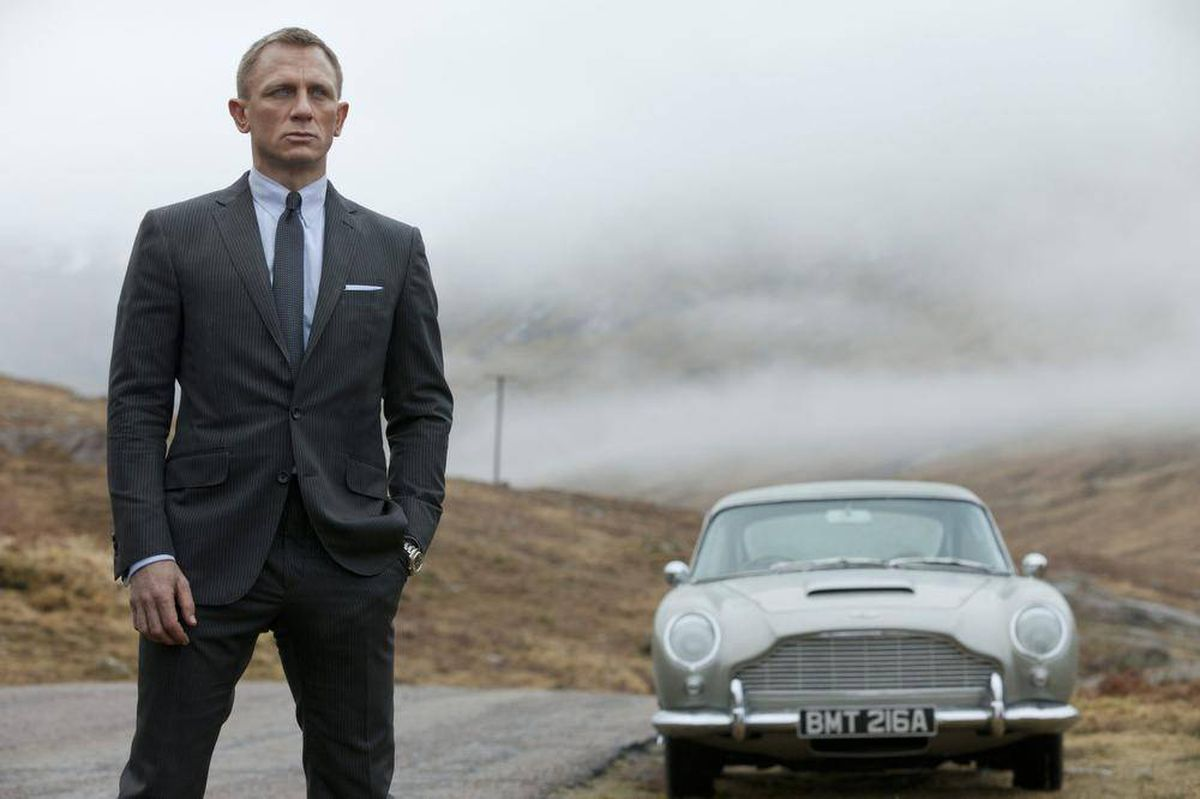 3f1cc4dbc2 How James Bond has defined an era of men s style - The Globe and Mail