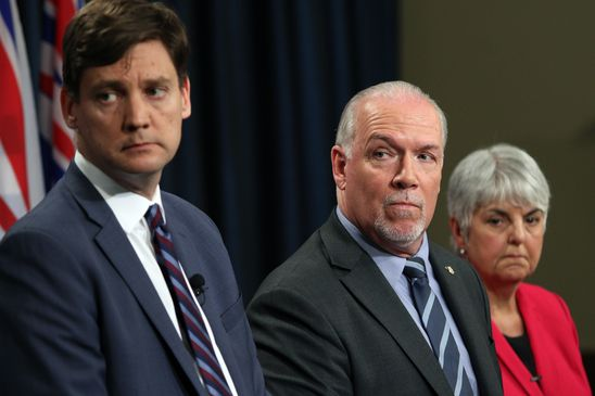 B.C. launches public inquiry to delve into money laundering