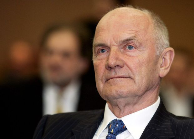 Ferdinand Piech, architect of VW's global expansion, dies at 82, reports Bild