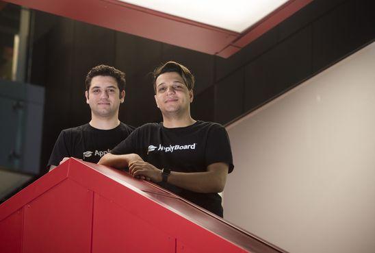Teachers' leads $230-million financing of ApplyBoard, valuing Waterloo unicorn at more than US$3-billion