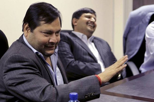 USA blacklists South Africa's Gupta family for corruption