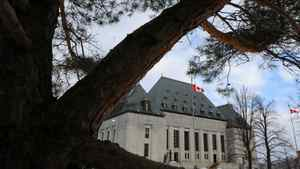 The Supreme Court of Canada in Ottawa on Friday, February 17, 2012.