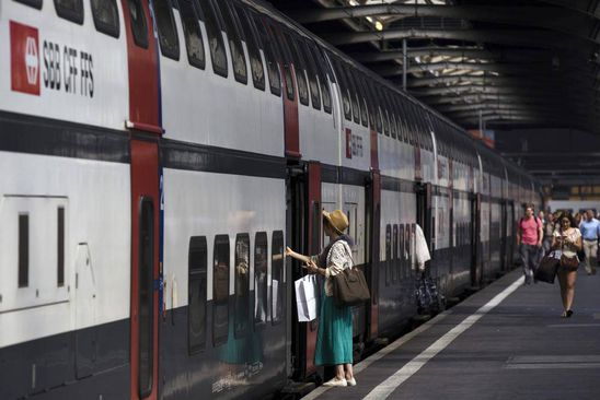 Swiss Railways won't take new Bombardier trains until it fixes those already in use