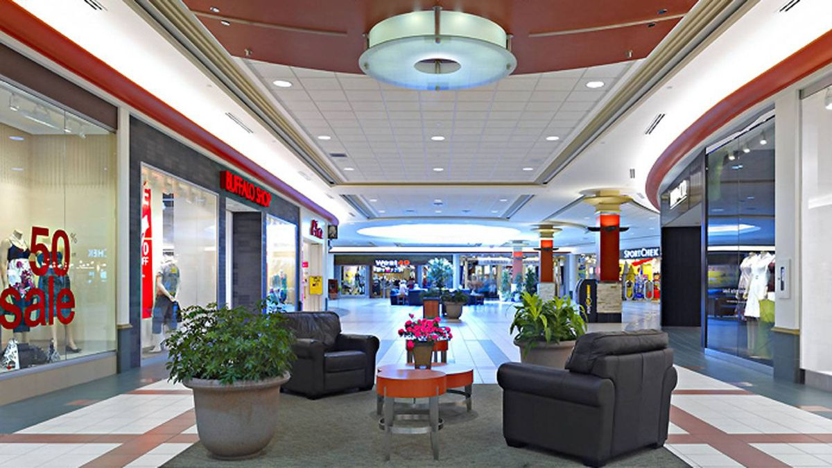 Kelowna's Orchard Park Shopping Centre, which is owned by Primaris Retail REIT