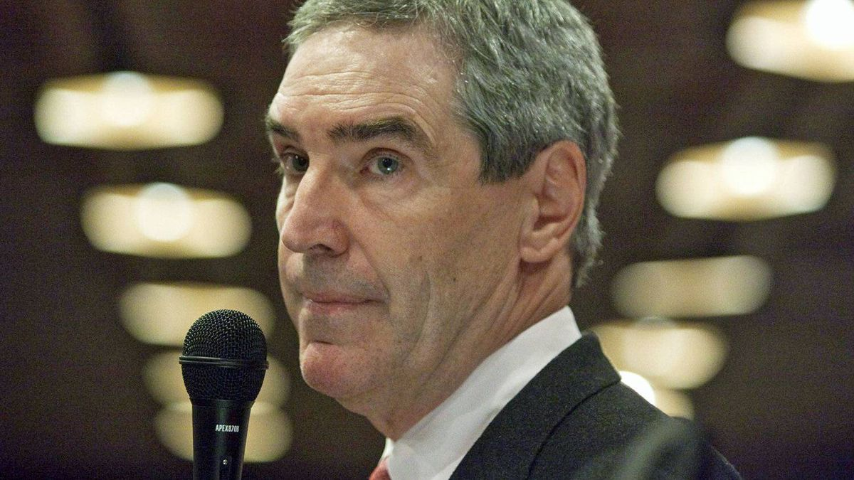 Liberal Leader Michael Ignatieff speaks during the party's winter caucus retreat in Ottawa on Jan. 25, 2011.