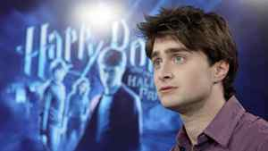 """Daniel Radcliffe, star of the new film """"Harry Potter and the Half-Blood Prince, """" appears on the NBC """"Today"""" television program in New York Friday, July 10, 2009."""