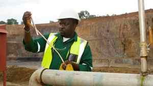 Kinsevere copper mine in the Democratic Republic of Congo Anvil Mining Ltd handout