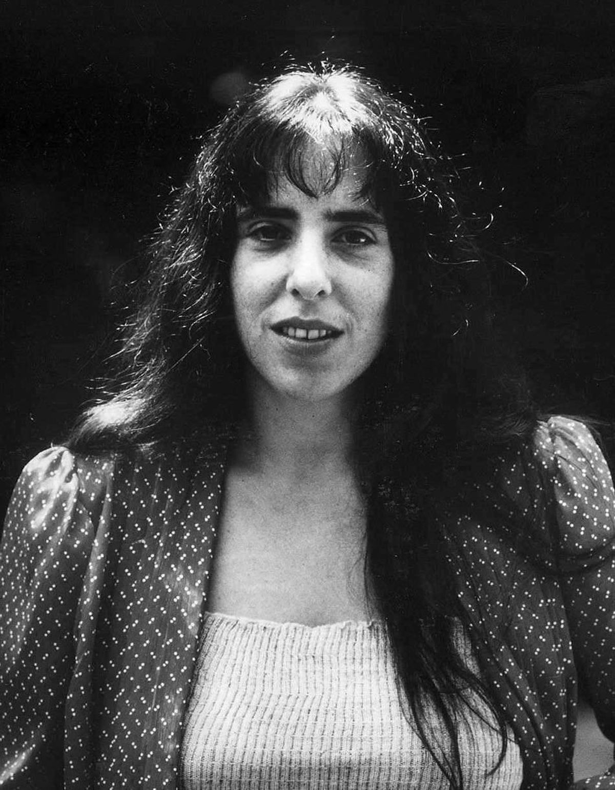 Laura Nyro in 1988: She wrote hit songs made famous by other performers but was also known as a singer in her own right. She died of ovarian cancer in 1997 at age 49.