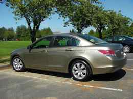 This version of the Accord made its debut last year.
