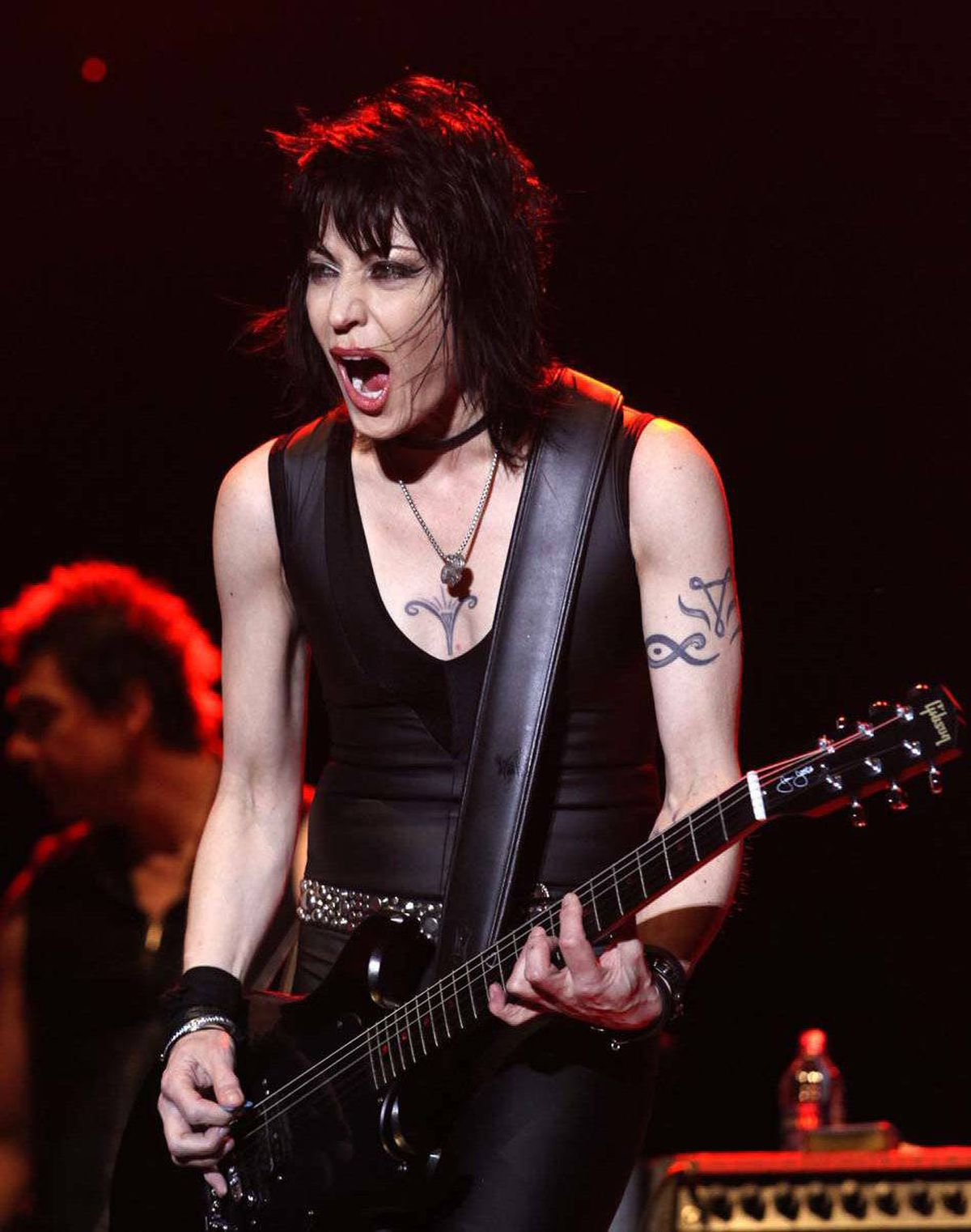Also not getting the nod this year is Joan Jett of Joan Jett and the Blackhearts, seen here performing at the Cisco Ottawa Bluesfest in 2010.