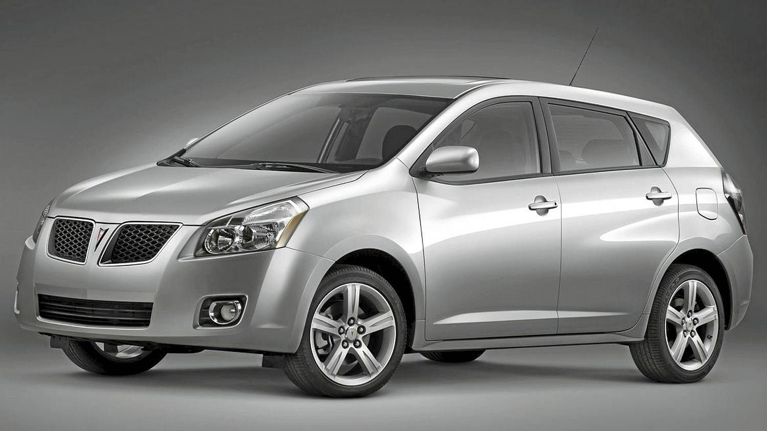 Dearly departed Pontiac Vibe lives on as the Matrix - The