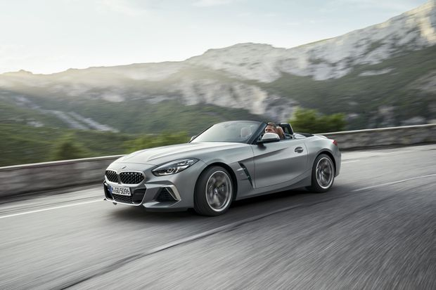 Review: No gearbox, no problem in BMW's reworked Z4 roadster