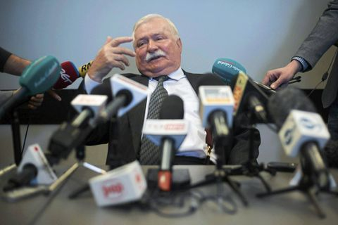 Lech Walesa might sue over claim he was a communist-era informant